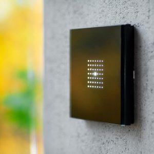 nowoczesny włącznik / wyłącznik światła