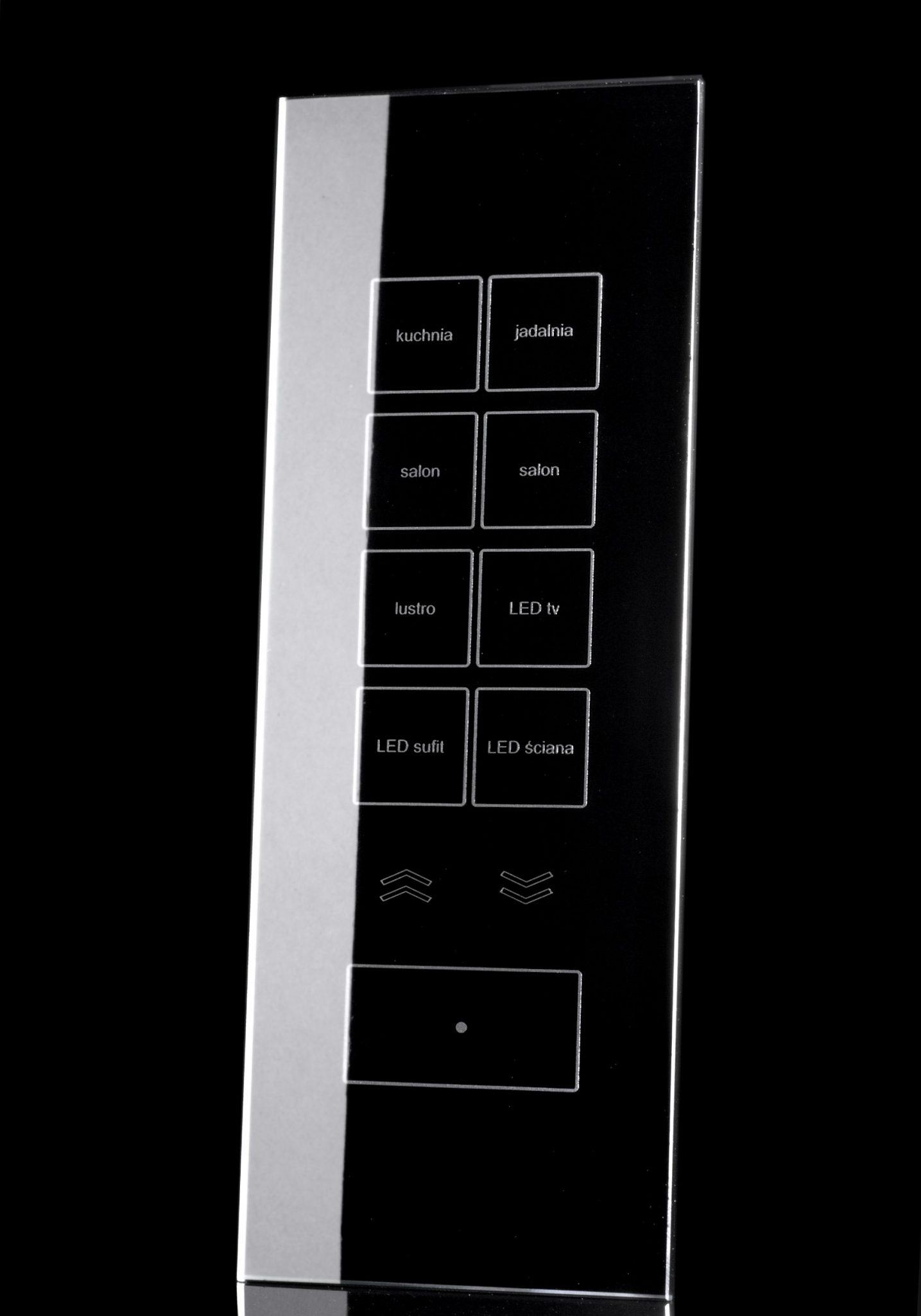 Wszystkie nowe Włącznik szklany, kontakty szklane, włączniki szklane dotykowe PA04