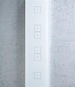 nowoczesny włącznik światła