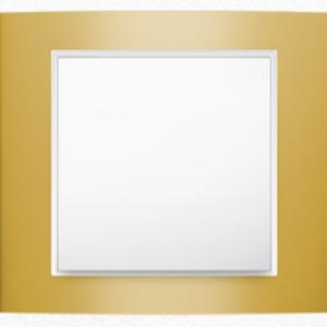 Producent BERKER by HAGER - włączniki i gniazdka Złoty-Biały