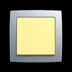 sahara: chrom mat / żółty